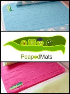 Peapod Mats