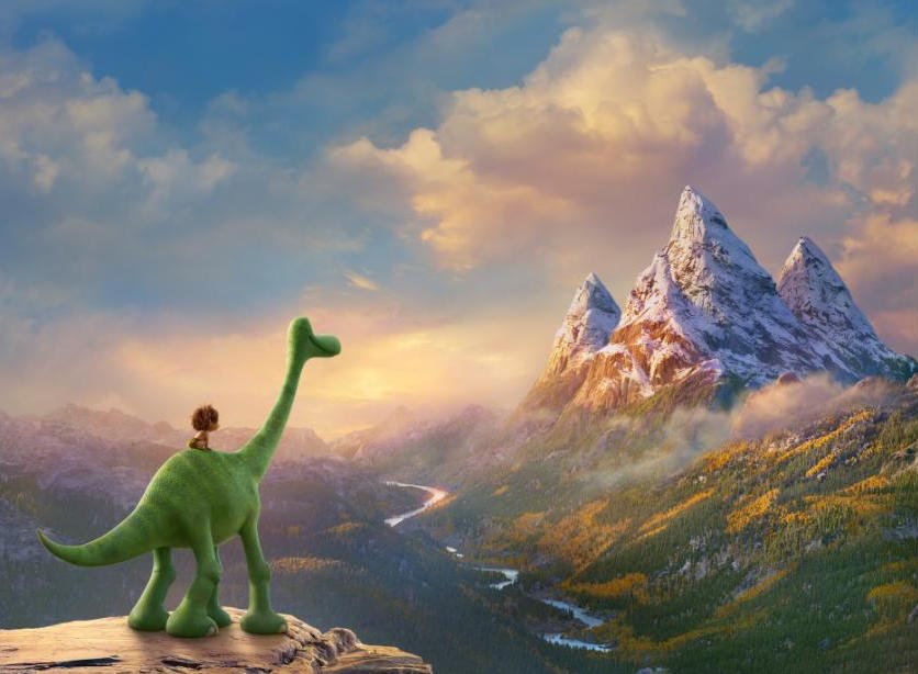 TheGoodDinosaur - adventure