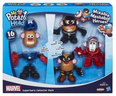 mixable mashable heroes